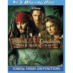 Pirates of Caribbean: Dead Man's Chest [Blu-ray] [2006] [US Import]